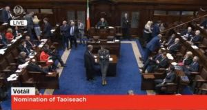 Dáil attendance: records are based off electronic fobs deputies validate in Leinster House