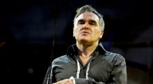 Morrissey attacks media on new single Spent the Day in Bed