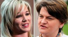 "Michelle O'Neill of Sinn Féin and Arlene Foster of the DUP: ""We have ongoing conflict stalemate rather than conflict resolution, and how could it be otherwise when we don't agree on the constitutional future?"" File photographs: Getty Images"