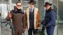 Kingsman review: Laugh? I nearly clawed my eyes out
