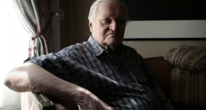 John Ashbery at his home in Hudson, New York in 2007. Photograph: Nathaniel Brooks / The New York Times