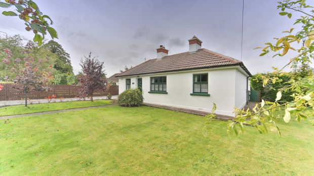 An tÉalú, Athy Road, Stradbally, Co Laois is a 1930s bungalow, 72sq m, on half an acre