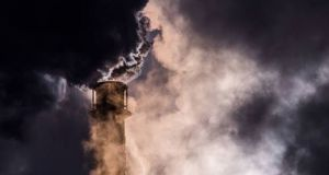 To achieve  2030 targets, annual emission reduction efforts will need to increase by half in the next decade, a European Court of Auditors report has found. File photograph: Getty Images
