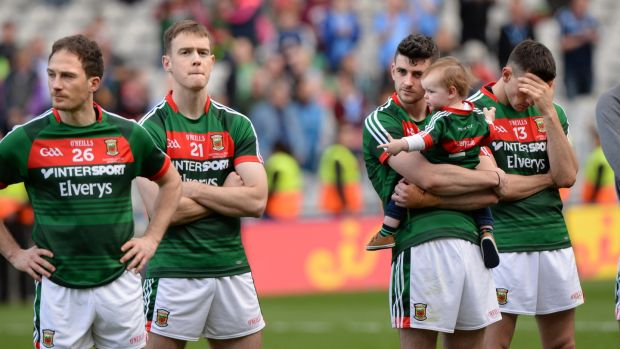 No other county would have lived with Mayo on Sunday. No team from the last five years other than Dublin would have lived with them. Photograph: Dara Mac Donaill