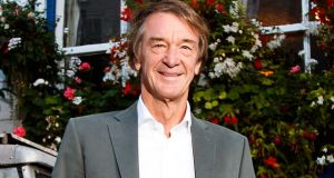 Ineos ceo Jim Ratcliffe, worth £6 billion. Photograph: Ineos/PA