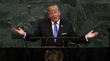 Trump's 'rocket man' speech at UN throws light on US policy