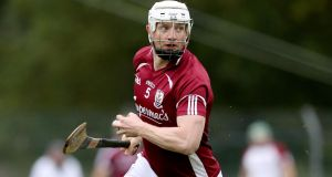 Galway's Joe Canning, who is shortlisted for Hurler of the Year. Photograph: Tommy Dickson/Inpho