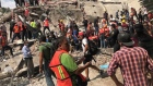 Eyewitness footage captures deadly Mexico earthquake
