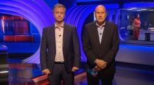 Matt Cooper and Ivan Yates debut on TV3's 'The Tonight Show'