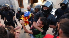 Spanish PM Rajoy defends arrest of high-ranking Catalan officials
