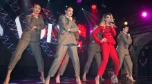 Yes queen: why Nadine Coyle is a joy to watch at Work