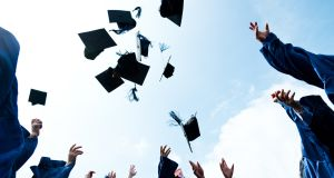 The employment rate of new graduates in the last couple of years has been rising steadily. Photograph: Getty Images