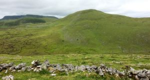 Historic landscape: Leean Mountain, Co Leitrim