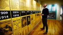 New Exhibition focusses on hunger striking in Ireland