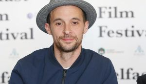 Tom Vaughan-Lawlor  during a press previews for Maze at The Movie House cinema in Belfast. Photograph: Niall Carson/PA Wire