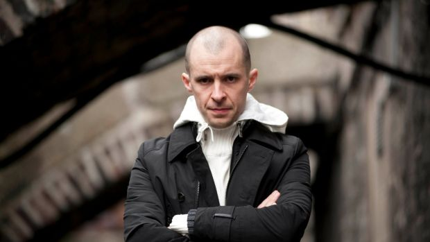 Tom Vaughan-Lawlor as Nidge in Love/Hate. Photograph: RTE