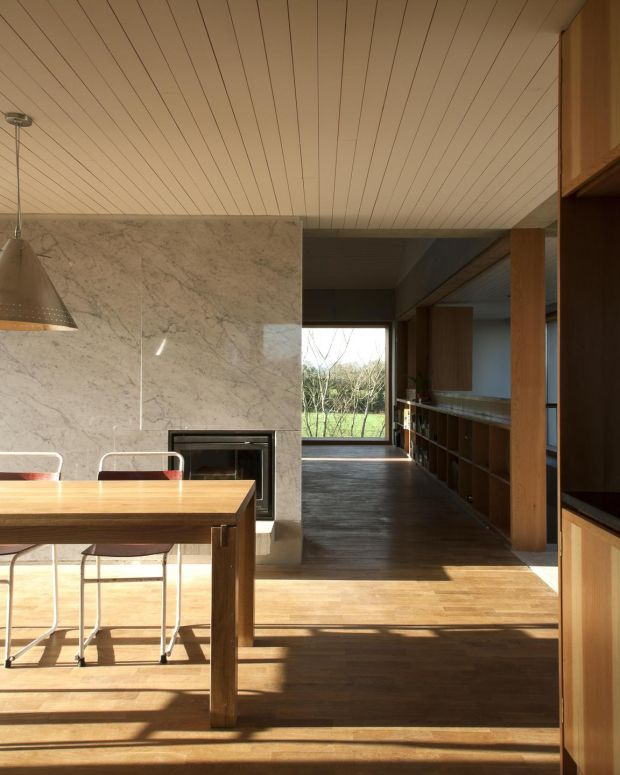 House in Bog West, Co Wexford, designed by Steve Larkin