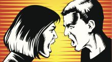 'She wanted out. I didn't.' Couples who go to counselling