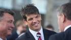 Audio: Donncha O'Callaghan speaks at the funeral of Pat Geraghty