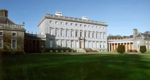 Palladian mansion Castletown House, located in Celbridge. File photograph: Office of Public Works