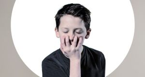 An 11-year-old boy, alone on a Dublin stage for an hour