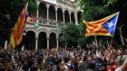 Outrage at Catalonia crackdown a likely spur for independence