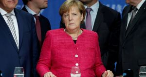 Merkel heckled at last election rally in Munich
