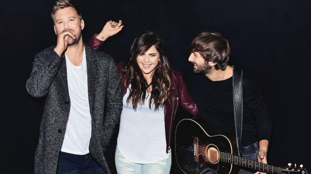 Lady Antebellum are at the 3Arena in Dublin on Thursday