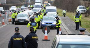 The Garda Represenative Association has been asked to provide evidence to support its claims that pressure from management was responsible for the fake breath tests. Photograph: The Irish Times