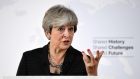 Theresa May calls for almost unchanged post Brexit realtionship