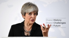 Theresa May calls for almost unchanged post Brexit reltionship