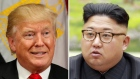 The escalating war of words between Trump and North Korea