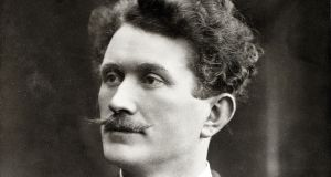 Thomas Ashe: centenary of his death. Photograph: National Library of Ireland