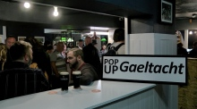 Monthly pop-up gaeltachts pack out Dublin pubs