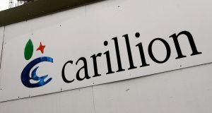 Carillion has said it must raise £125 million from disposals over the next 12 months.