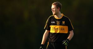Colm Cooper's Dr Crokes had too much for Kenmare Shamrocks on Sunday. Photograph: Inpho