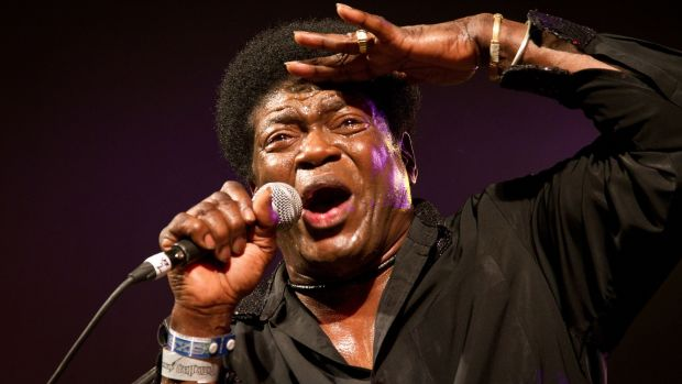 Charles Bradley: performed numerous times in Ireland. Photograph: Ben Houdijk