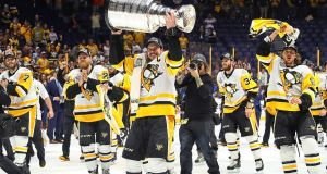 Stanley Cup winners the Pittsburgh Penguins will take up Donald Trump's invite to the White House. Photo: Getty Images