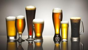 In a recent study, eight of the top 10 gassiest beers were lagers.