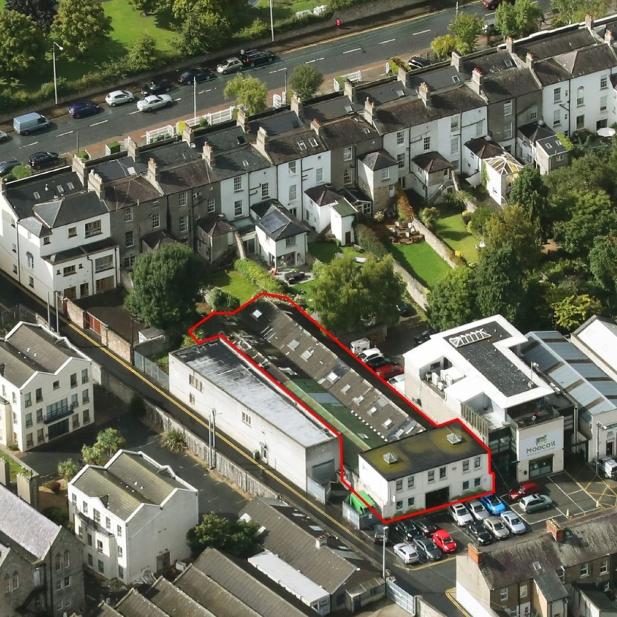Blackrock, Dublin Commercial Office priced to 650 sorted by