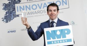 Michael Murray, NVP Energy managing director. Photograph: Conor McCabe