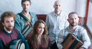 Beoga play the National Concert Hall, Dublin