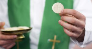 Six men have begun training for the Catholic priesthood at St Patrick's College Maynooth this autumn, the lowest number since its foundation in 1795. Photograph: iStock