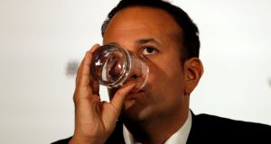 Leo Varadkar is likely to raise some taxes to pay for a cut in the universal social charge. Photograph: Action Images via Reuters/Paul Childs