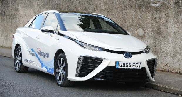 Q&A: Hydrogen-fuelled cars – are they a runner?