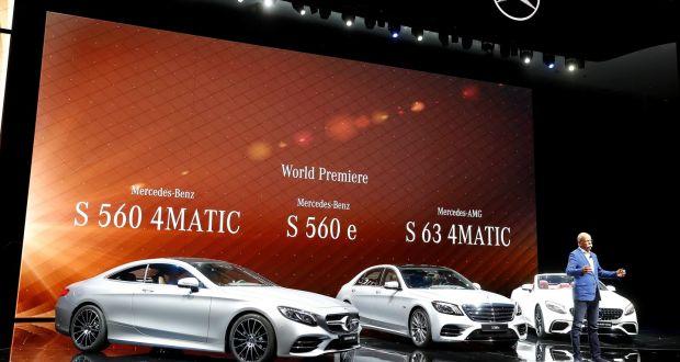 Mercedes Ireland Warns New Car Market Here Is Dysfunctional