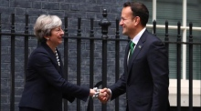 Varadkar: 'Britain will not seek physical infrastructure on border'