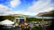 Could this be Ireland's most remote food truck?
