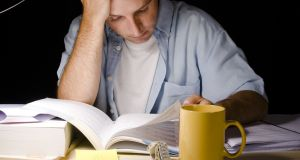 Studying for a PhD can involve seven-day weeks, long days, low pay and uncertain prospects. Photograph: iStock