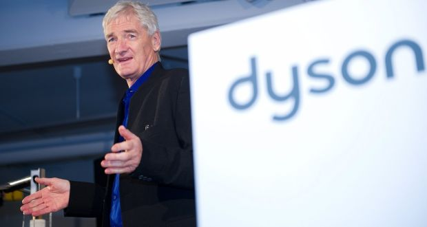 Dyson Founder James We Know This Is A Crowded Market